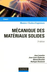 Kindle ipod touch télécharger des ebooks Mécanique des matériaux solides (French Edition) FB2 DJVU