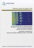 Jean-Louis Chazelas - Evaluer l'état de la précontrainte - Avancées récentes dans le développement de méthodes non destructives d'auscultation.