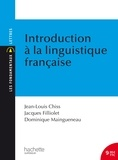 Jean-Louis Chiss et Jacques Filliolet - Introduction à la linguistique française.