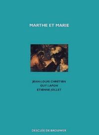 Jean-Louis Chrétien et Etienne Jollet - .