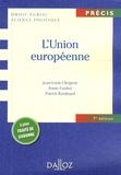 Jean-Louis Clergerie et Annie Gruber - L'Union européenne.