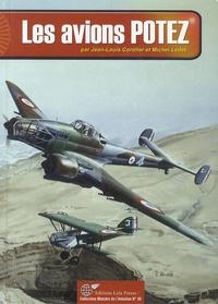 Jean-Louis Coroller et Michel Ledet - Les Avions Potez.