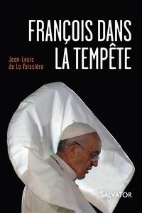 Jean-Louis de La Vaissière - François dans la tempête - Une Eglise entre ombres et lumières.