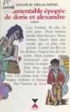 Jean-Louis Degaudenzi - La lamentable épopée de Doris et Alexandre.