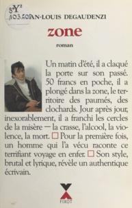 Jean-Louis Degaudenzi - Zone.