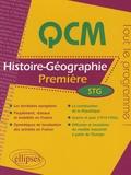 Jean-Louis Deneufchâtel - QCM Histoire-Géographie 1e STG.