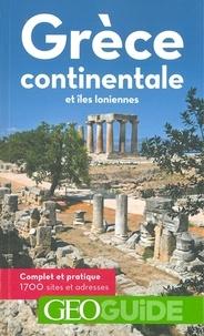 Jean-Louis Despesse et Vincent Noyoux - Grèce continentale et îles Ioniennes.