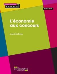 Jean-Louis Doney - L'économie aux concours.