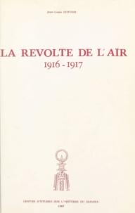 Jean-Louis Dufour - La révolte de l'Aïr - 1916-1917.