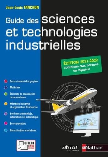 Guide des sciences et technologies industrielles  Edition 2021-2022