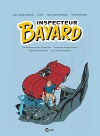 Olivier Schwartz et Jean-Louis Fonteneau - Inspecteur Bayard - intégrale 1 - INSPECTEUR BAYARD - INTEGRALE T01.