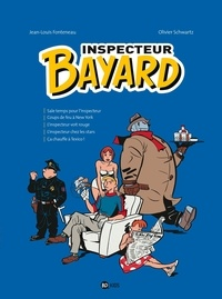 Jean-Louis Fonteneau - Inspecteur Bayard intégrale 3.