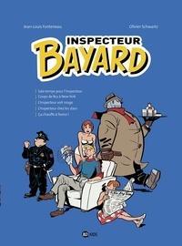 Jean-Louis Fonteneau et Olivier Schwartz - Inspecteur Bayard Intégrale Tome 3 : .