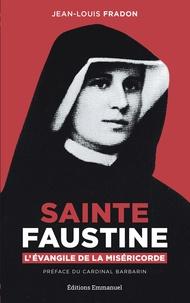 Jean-Louis Fradon - Sainte Faustine.