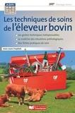 Jean-Louis Freyheit - Les techniques de soins de l'éleveur bovin.