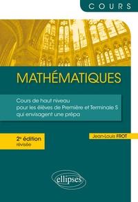 Deedr.fr Mathématiques - Cours de haut niveau pour les élèves de Première et Terminale S qui envisagent une prépa Image