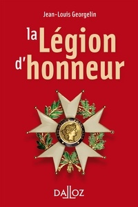 Jean-Louis Georgelin - La Légion d'honneur.