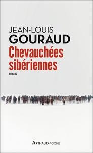 Jean-Louis Gouraud - Chevauchées sibériennes - Serko suivi de Riboy.