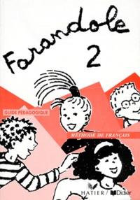 FARANDOLE. Niveau 2, Méthode de français, Guide pédagogique.pdf