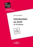 Jean-Louis Halpérin - Introduction au droit.