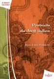 Jean-Louis Halpérin - Portraits du droit indien.