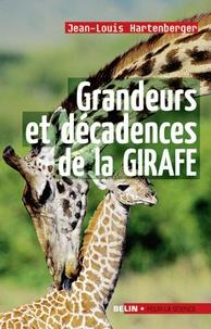 Téléchargement gratuit pour les livres joomla Grandeurs et décadences de la girafe en francais FB2