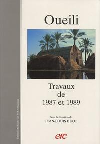 Jean-Louis Huot - Oueili - Travaux de 1987 et 1989.
