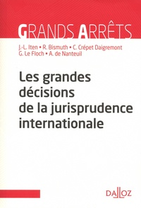 Les grandes décisions de la jurisprudence internationale.pdf