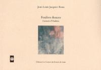 Jean-Louis Jacquier-Roux - Foulées douces : carnets d'Ombrie.