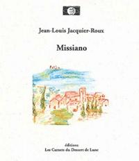 Jean-Louis Jacquier-Roux - Missiano.