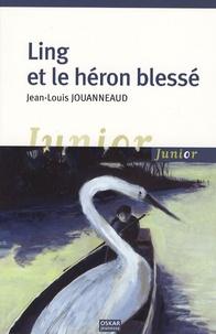 Jean-Louis Jouanneaud - Ling et le héron blessé.
