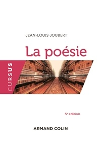 Jean-Louis Joubert - La poésie.