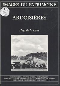 Jean-Louis Kerouanton - Ardoisières (Pays de la Loire).