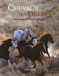 Jean-Louis Klein et Marie-Luce Hubert - Chevaux en liberté - Mustangs.