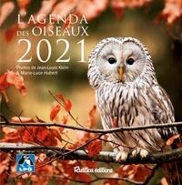 Jean-Louis Klein et Marie-Luce Hubert - L'agenda des oiseaux.