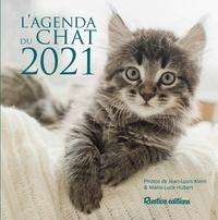 Jean-Louis Klein et Marie-Luce Hubert - L'agenda du chat.