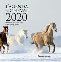 Jean-Louis Klein et Marie-Luce Hubert - L'agenda du cheval.