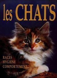 Jean-Louis Klein et Marie-Luce Hubert - Les chats - Races, hygiene, comportement.