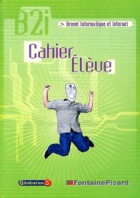 Jean-Louis Lamberbourg - Cahier Elève de la 6e à la 3e.