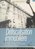 Jean-Louis Le Boulc'h - Défiscalisation immobilière - Tout savoir sur la location en meublé, les résidences de tourisme et les investissements hôteliers.