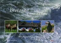 Jean-Louis Le Moigne - Bretagne d'Armor et d'Argoat - Edition bilingue français-anglais.