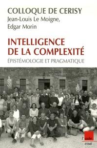 Birrascarampola.it Intelligence de la complexité - Epistémologie et pragmatique - Colloque de Cerisy Image