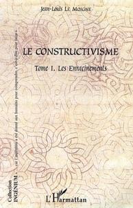 Jean-Louis Le Moigne - Le constructivisme - Tome 1, Les enracinements.