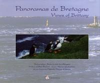 Jean-Louis Le Moigne - Panoramas de Bretagne - Edition bilingue français-anglais.