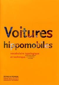 Jean-Louis Libourel - Voitures hippomobiles - Vocabulaire typologique et technique.