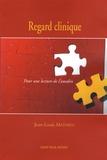 Jean-Louis Mathieu - Regard clinique - Pour une lecture de l'anodin.