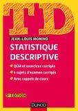 Jean-Louis Monino - Statistique descriptive.
