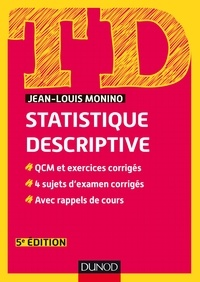 Jean-Louis Monino - Statistique descriptive.