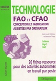 Jean-Louis Moreau - Technologie FAO et CFAO Conception et fabrication assistées par ordinateur.