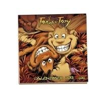 Jean-Louis Mourier et Christophe Arleston - Trolls de Troy, calendrier 2013.
